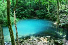 Romania's best kept secret. Cheile Nerei-Beusnita National Park www.romaniasfriends.com