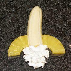 calm down: Quick, Easy Preschool Snack Idea