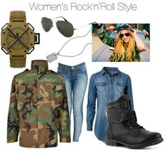 Rock 'n' Roll outfit ideas for women (4)