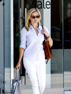 reese has a classy style that's easier for the layperson to imitate.