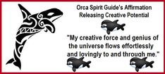Animal Spirit Guide Orca balancedwomensblog.com