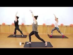 30 Minute Workout 1 You Ballet Barre Workout, Barre Workout Video, Youtube Workout, Cardio Workout At Home, 30 Minute Workout, Workout Videos, At Home Workouts, Barre Workouts, Workout Tips