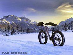 Wallpaper Wednesday – Alaska Blue Fat Bike, Alaska, Wednesday, Mountains, Wallpaper, Nature, Blue, Travel, Naturaleza