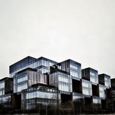 Pixel in Poznan, Poland by JEMS Architekci (fot. Filip Springer)