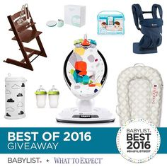 Have you tried the DockATot yet? It just won a Best of Award from @babylist and now you have a chance to win one! If you haven't already entered to win this fabulous prize (among TONS of other award-winning baby gear), head over to @bestbabyregistry to enter now! #dockatot