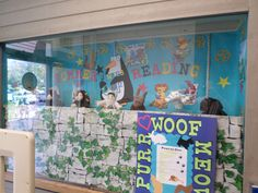 "Summer Reading Program 2014 ""Paws to Read!"" at Los Alamitos – Rossmoor Library."