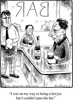 The Bar <------ the devil