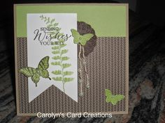 Carolyn's Card Creations: Paper Craft Crew Card Sketch Challenge #124