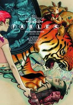 Fables: Volume 01 (Hardback)