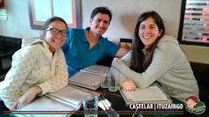 Sábado en Lo de Carlitos Castelar Ituzaingo por la tarde!! Gracias amigos por venir