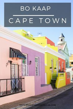 Bo Kaap Cape Town is one of the most colourful and vibrant neighbourhoods in South Africa. Exploring Bo Kaap food and Bo Kaap photography through a cooking lesson is one of my favourite activities in Cape Town. #southafrica #capetown #foodie #lovesouthafrica