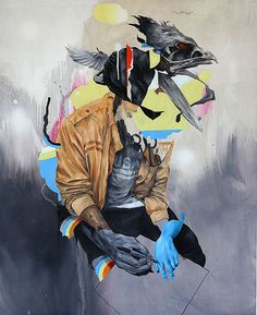 "Joram Roukes's""American Ornithology"" at... - SUPERSONIC ART"