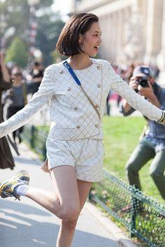skinnyvogu-e:  vogueably:  hey babe.  x  www.fashionclue.net |...