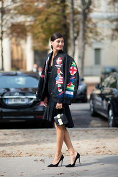 Spring 2015 Paris Fashion Week. Giovanna Battaglia - The Cut