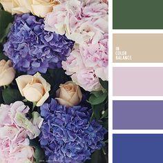 azul oscuro y beige, azul oscuro y rosado, azul oscuro y verde, azul oscuro y violeta, beige y azul oscuro, beige y rosado, beige y verde, beige y violeta, color azul hortensia, rosado y azul oscuro, rosado y beige, rosado y verde, rosado y violeta, Sonya Khegay, verde y azul oscuro, verde y beige, verde y