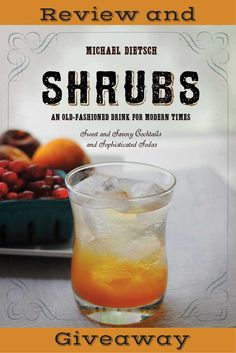 Review and Giveaway: Shrubs | Punk Domestics I need this book!