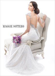 Maggie Sottero Brandy Wedding Dress
