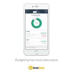 Budgeting has never been easier.  is taking job costing on the site to an entirely new level. Tracking App, 100 Free, Budgeting, The 100, Software, Easy, Budget Organization, Budget
