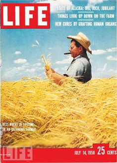 LIFE Magazine, July 14, 1958