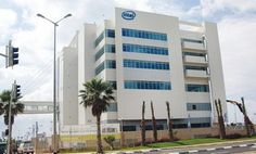 Intel's First Green Building Rated Gold Leed Certification