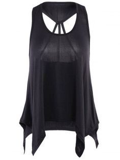 GET $50 NOW | Join RoseGal: Get YOUR $50 NOW!http://m.rosegal.com/vests/chic-u-neck-strappy-asymmetrical-414551.html?seid=7478748rg414551