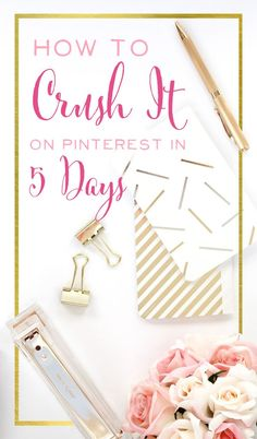 LOVE this series! Such great Pinterest marketing advice, and I love all the visuals and examples. | Optimize your profile, attract the right customers, and use Pinterest to make sales.