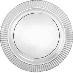 Clear Scalloped Plastic Dinner Plates 10ct - Party City   Pretty ...