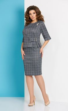 Work Dresses For Women, Plus Dresses, Suits For Women, Clothes For Women, Office Outfits Women, Batik Dress, Look Fashion, Sexy Outfits, Designer Dresses