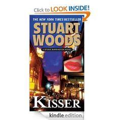 Amazon.com: Kisser: A Stone Barrington Novel eBook: Stuart Woods: Kindle Store