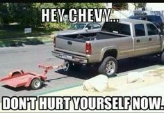 Chevy truck memes