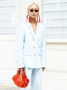 Shop the 9 Pieces That Every Street Style Photographer Is Snapping via @WhoWhatWearUK