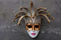 Made to Order  Princess Masquerade Mask by AnotherFaceStudio