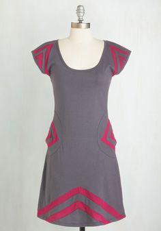 Modern Miss Dress, @ModCloth