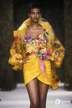 Jean-Louis Scherrer, Spring-Summer 1991, Couture | Jean-Louis Scherrer - Europeana