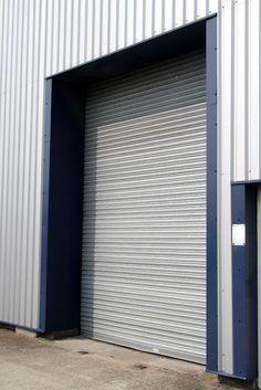 new very nice design garage door.