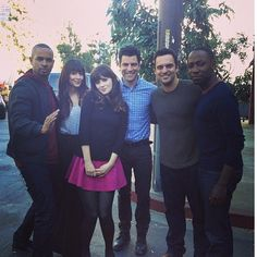 Coach is BACK! - New Girl