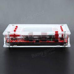 Orignal JYE Tech DSO138 DIY Digital Oscilloscope Kit SMD Soldered 13803K Version With Housing Sale - Banggood.com