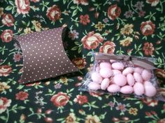 Mini Pillow Box Tutorial