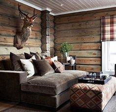 Cozy log cabin bedrooms. Wanting to learn how to integrate cozy log cabin? Then go to this site. #CozyLogCabinBedrooms #LogCabinInTheWoods