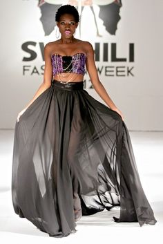 Swahili Fashion Week Spring/Summer 2013 [Day 1] : Martha Jabo | Haute Fashion Africa