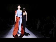 Vionnet   Fall Winter 2016/2017 Full Fashion Show   Exclusive - YouTube