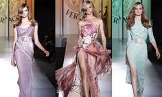 The Italian fashion company Versace was first launched in Milan's ...