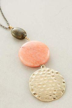 Parione Pendant Necklace - #anthrofave