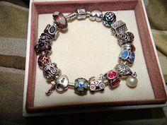 Capri Jewelers Arizona  ~  www.caprijewelersaz.com Pandora Jewelry Start-Up Kit Giveaway