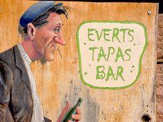 Everts Tapasbar | Stora Hotellet Bryggan