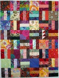 Exuberant Color: A little sewing............      Found on -http://wonderpiel.com/
