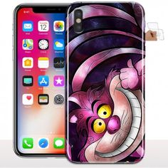coque iphone x chat drole
