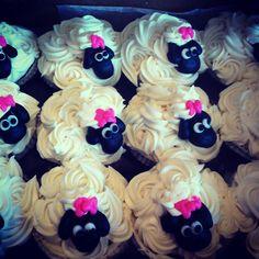 Sheep cupcakes                                                                                                                                                                                 More