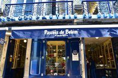 A quase 200 anos a tradicional Pastelaria Pastel de Belém está no coração de Lisboa. Somente o produto daqui pode ser chamado pelo codinome Belém, os outros são apenas Pastéis de Natas. Não perca a oportunidade de saborear a tradição e qualidade dos quitutes portugueses originais!