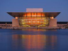 The Opera House, Copenhagen, Denmark